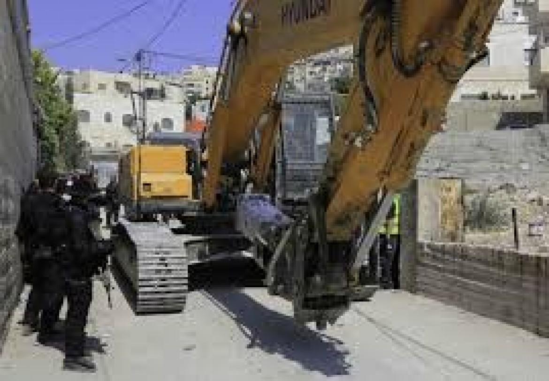 جيش الاحتلال يقرر هدم منزل المطارد نعالوة