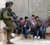 ارتفاع أعداد الأسرى الأطفال بسجون الاحتلال لـ 400