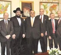 وفد اسرائيلي في البحرين