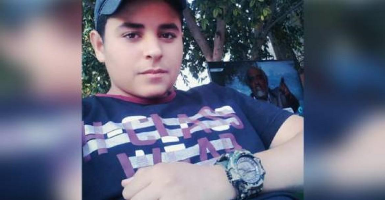 الفتى المريض أنس عدنان ياسين حمارشة