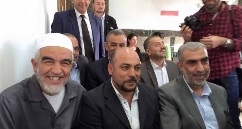 قيادة الحركة الاسلامية في الداخل المحتل