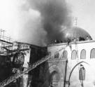 اليوم : الذكرى الثامنة والأربعون لإحراق المسجد الأقصى