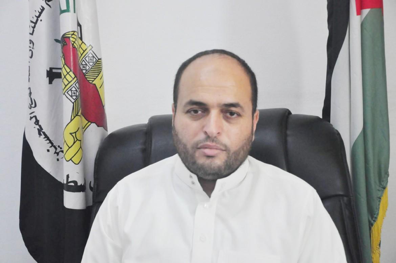 القيادي محمد الحرازين