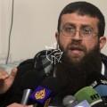 الاسير المضرب عن الطعام في سجون الاحتلال القيادي في الجهاد الاسلامي خضر عدنان