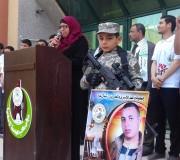 بدء سلسلة فعاليات يوم الأسير في الجامعة الاسلامية بغزة بعنوان