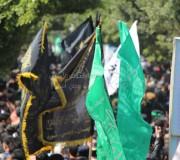 حركة الجهاد الاسلامي في فلسطين تشارك في تشييع الشهيد المجاهد مازن فقهاء