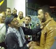 حفل استقبال الاسير المحرر اياد عجاج \ قرية صيدا