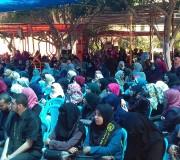 طالبات الرابطة الاسلامية تحيين يوم الأسير في الجامعة الإسلامية بغزة الأربعاء 19/4/2017