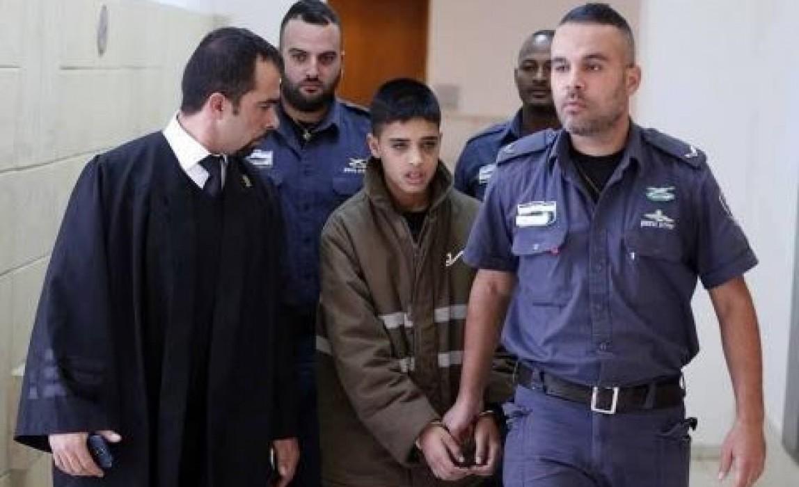 برمو الاسير الطفل أحمد مناصرة - اذاعة صوت الاسرى من فلسطين -2015