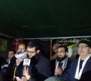 الجهاد الاسلامي ينظم حملة زيارات لأهالي الأسرى والمحررين والشهداء في بيت لحم وأريحا